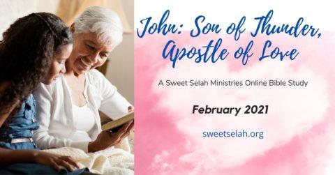 John Son of Thunder Apostle of Love