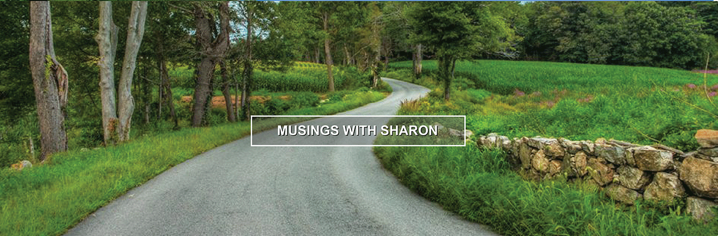 Musings with Sharon